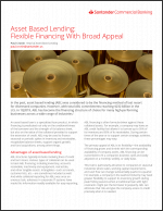 ABL Flexible Financing with Broad Appeal